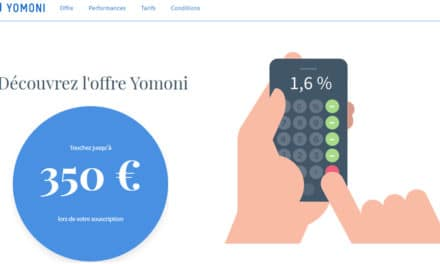 Offre exceptionnelle Yomoni : jusqu'à 350€ offerts