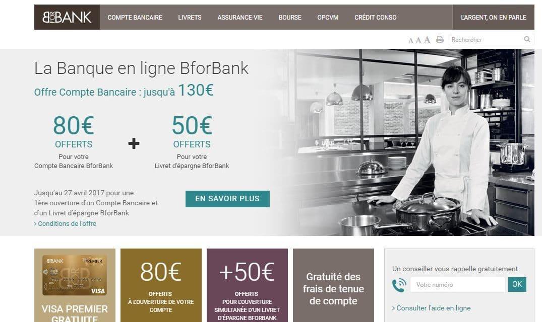 Avis BforBank: détail de l'offre et test de la banque en ligne