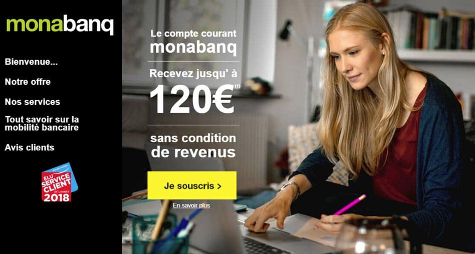 Monabanq étoffe et modernise son offre