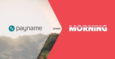 payname devient morning - banque mobile
