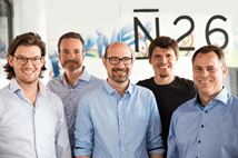 N26 number26 - équipe
