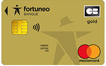 carte gold fortuneo