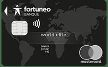 carte world elite fortuneo