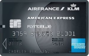 American Express AIr France Platinium