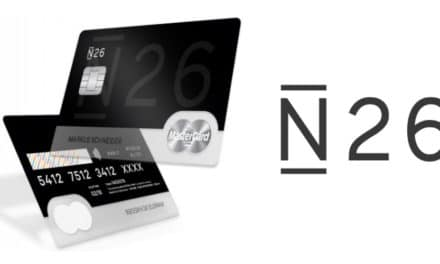 La banque digitale N26 (ex. Number26) lance sa carte premium N26 Black