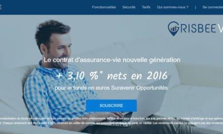 GRISBEE VIE – Lancement de la gestion pilotée avec Carmignac Gestion
