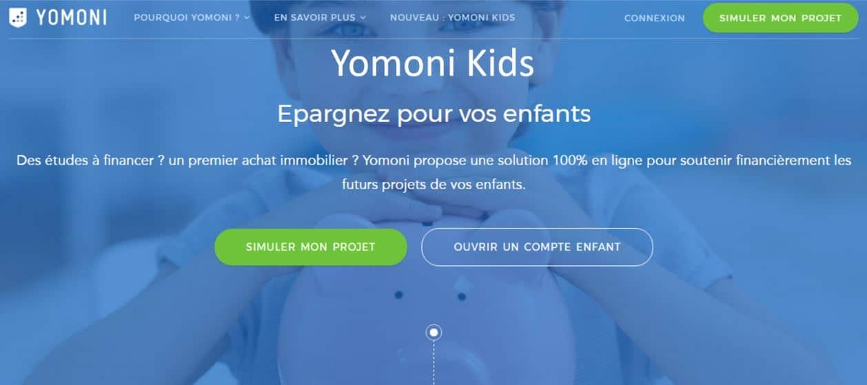 YOMONI KIDS – Une assurance-vie innovante pour vos enfants