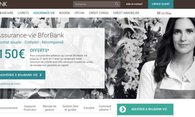 Assurance-vie BforBANK VIE : Détails et Avis