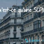 Qu'est ce qu'une SCPI ?