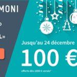 SUPER CODE PROMO YOMONI du 18 au 24 décembre 2017