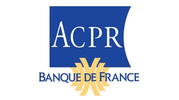 Logo de l'Autorité de Contrôle Prudentiel et de Résolution