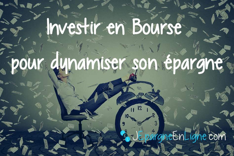 Investir en bourse pour dynamiser son assurance-vie