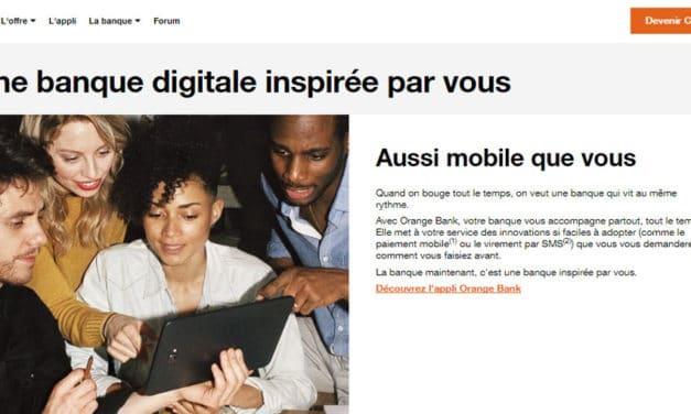 Orange Bank : notre avis sur la banque mobile
