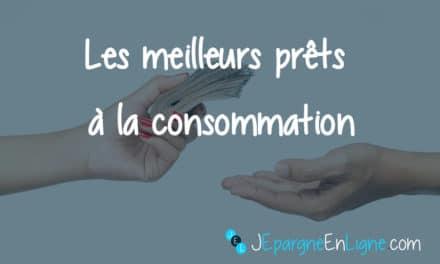 Comparatif crédit à la consommation : qui propose les meilleurs prêts ?