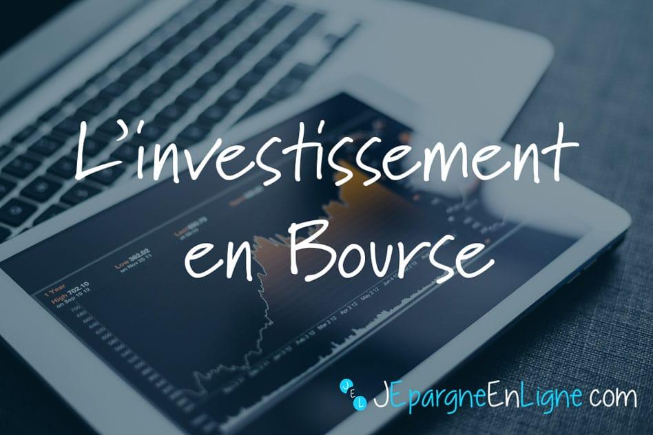 guide comment investir en bourse