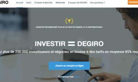 DEGIRO : notre avis sur le courtier en bourse