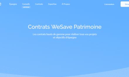 WESAVE PATRIMOINE – Détails et avis