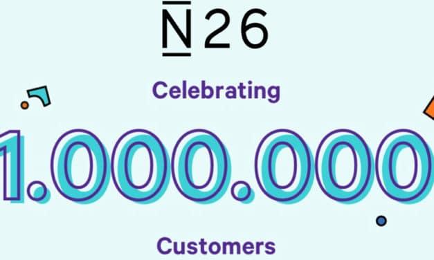 N26 franchit la barre des 1 million de clients