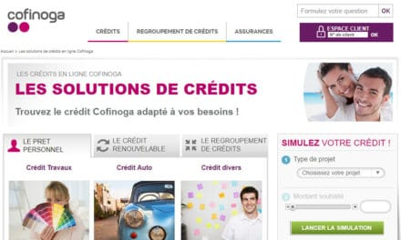 COFINOGA : notre avis sur cet établissement de crédit en ligne