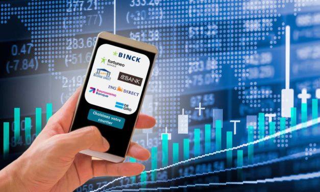 Investir en Bourse – Quel courtier en ligne choisir ?