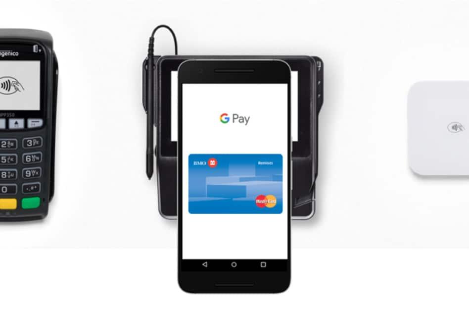 Google Pay arrive chez Boursorama Banque et N26