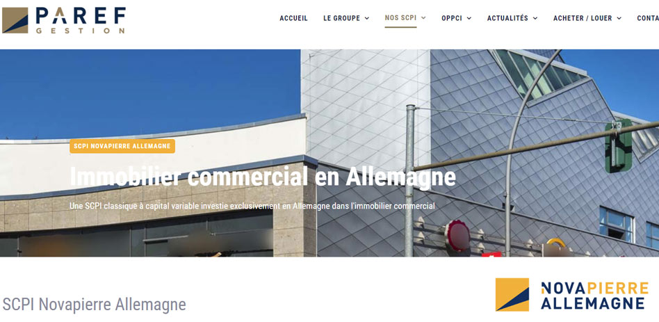 investissement immobilier commercial