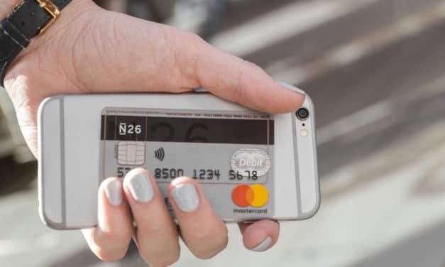 La banque mobile N26 lève 300 millions de dollars