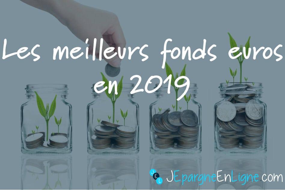 Assurance-vie 2019 : les meilleurs fonds euros