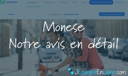 Avis Monese : découvrez la banque mobile des expatriés