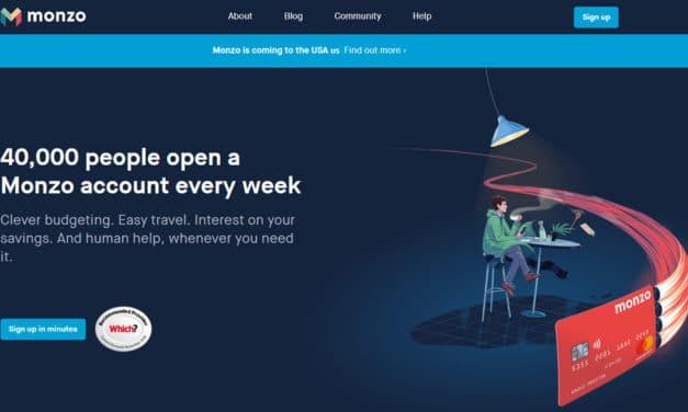 La néobanque Monzo lève 144 millions de dollars pour s'étendre aux Etats-Unis