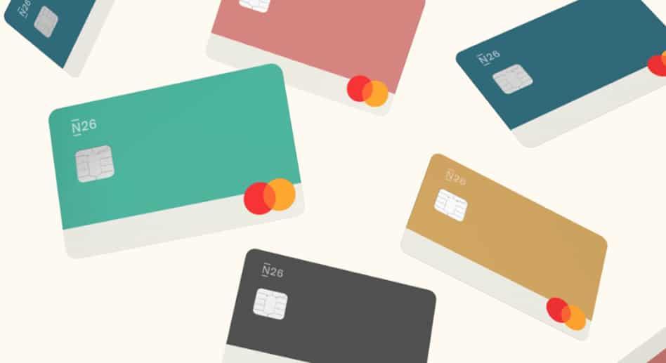 La carte bancaire premium N26 Black laisse la place à N26 You