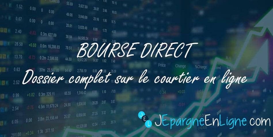 Avis Bourse Direct