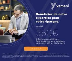 offre commerciale yomoni