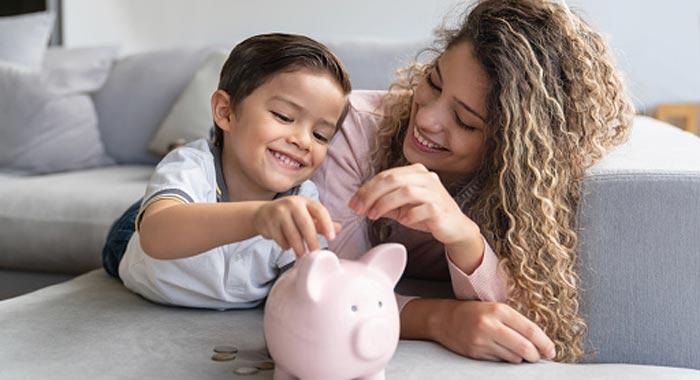 comment épargner enfant