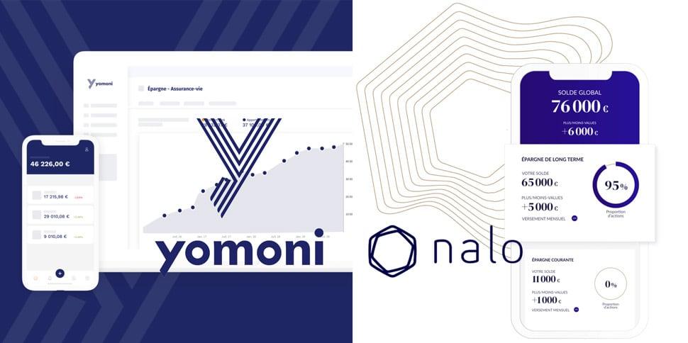 Yomoni vs. Nalo : quel Robo-Advisor choisir en 2021 ?