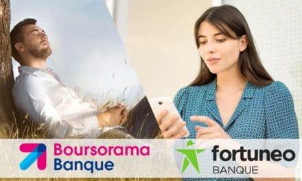 Fortuneo ou Boursorama : quelle banque en ligne choisir ?