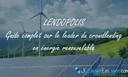 Lendopolis : avis sur le crowdfunding dans les énergies renouvelables