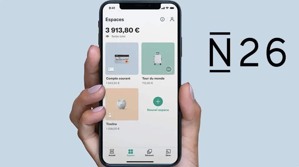 N26 va taxer certains clients ayant un encours supérieur à 50000€