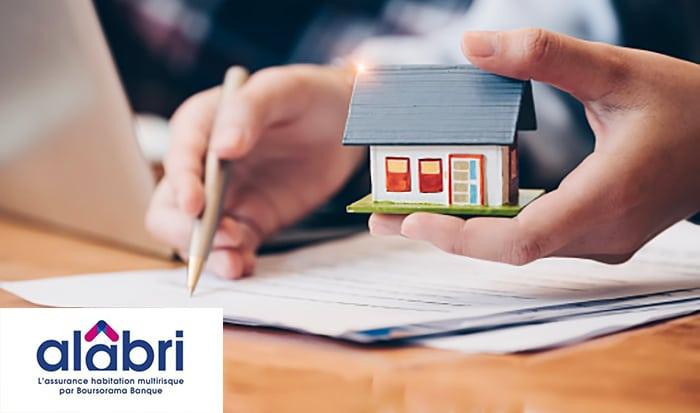 Boursorama : la banque en ligne lance Alabri, son assurance habitation