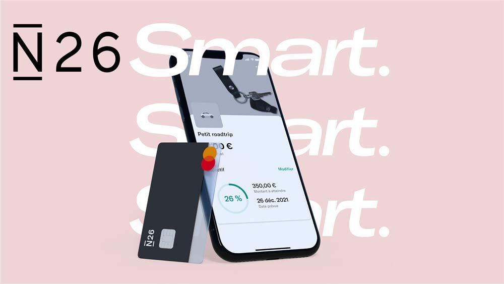 N26 : la néobanque propose une nouvelle offre payante, N26 Smart