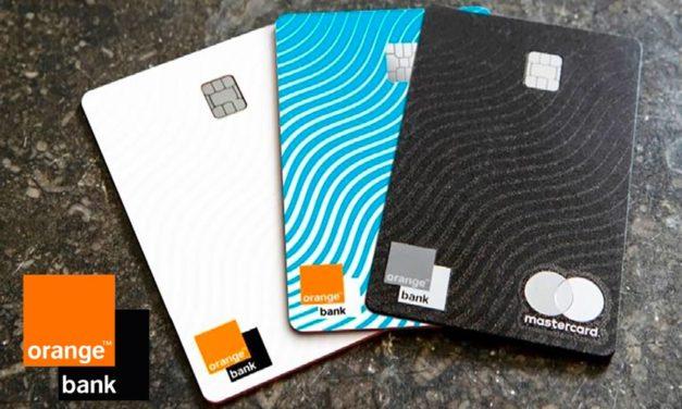 Orange Bank : nouvelle offre et changement de carte pour ses trois ans