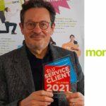 Monabanq est « Elu Service Client de l'Année 2021 » pour la quatrième année consécutive