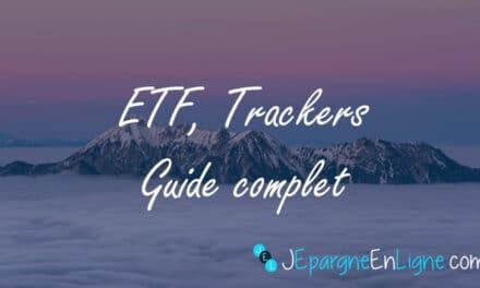 ETF : investir en bourse avec les trackers