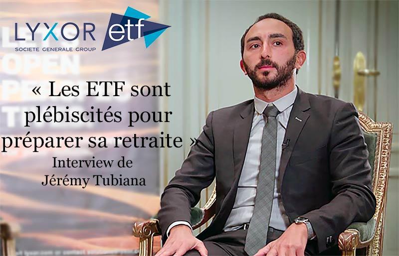 Les conseils d'un expert en ETF : interview de Lyxor