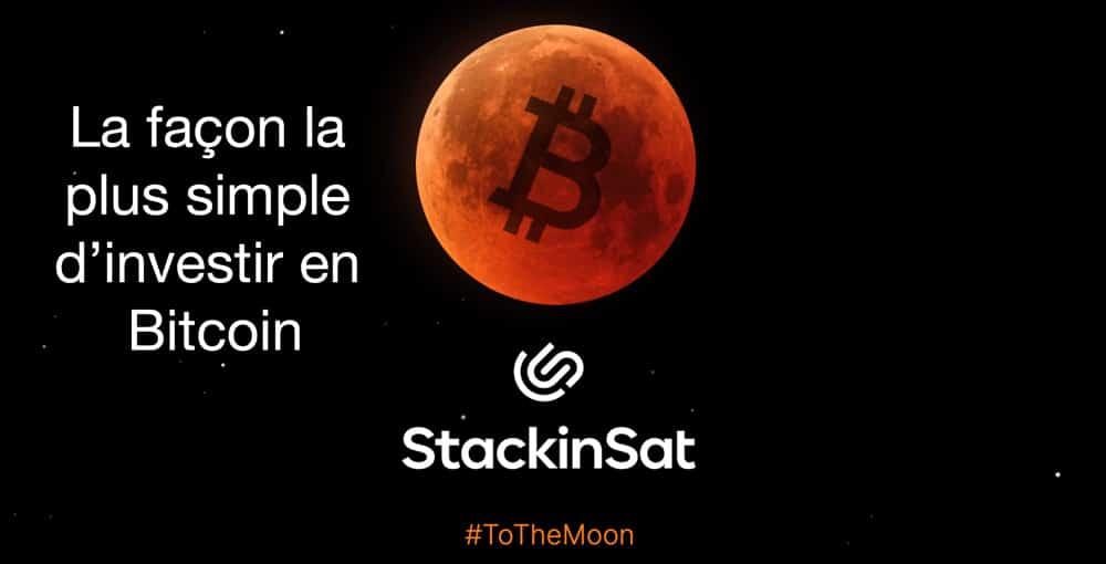 StackinSat : notre avis sur le Plan Épargne Bitcoin