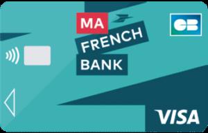 Ma French Bank carte