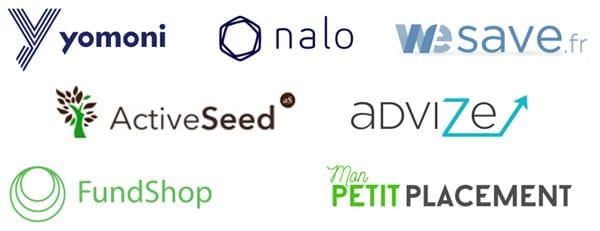 robo-advisor-logos