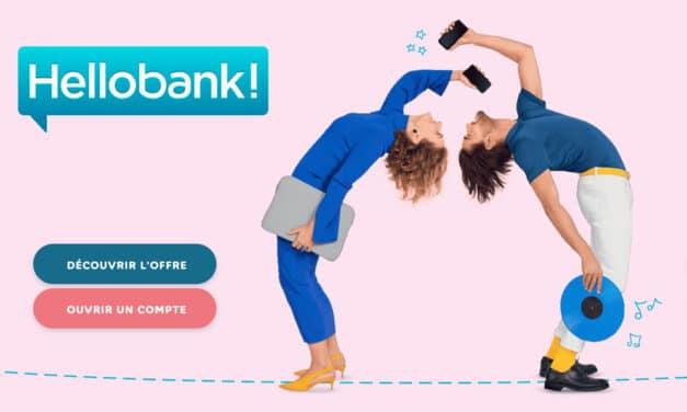 Hello Bank! lance Hello Business, pour les professionnels et autoentrepreneurs