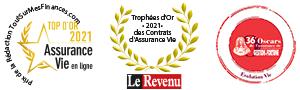 Récompense Assurancevie.com