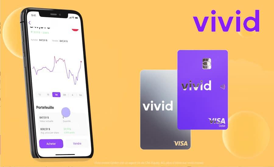Vivid Money accélère son développement et lève 60 millions d'euros